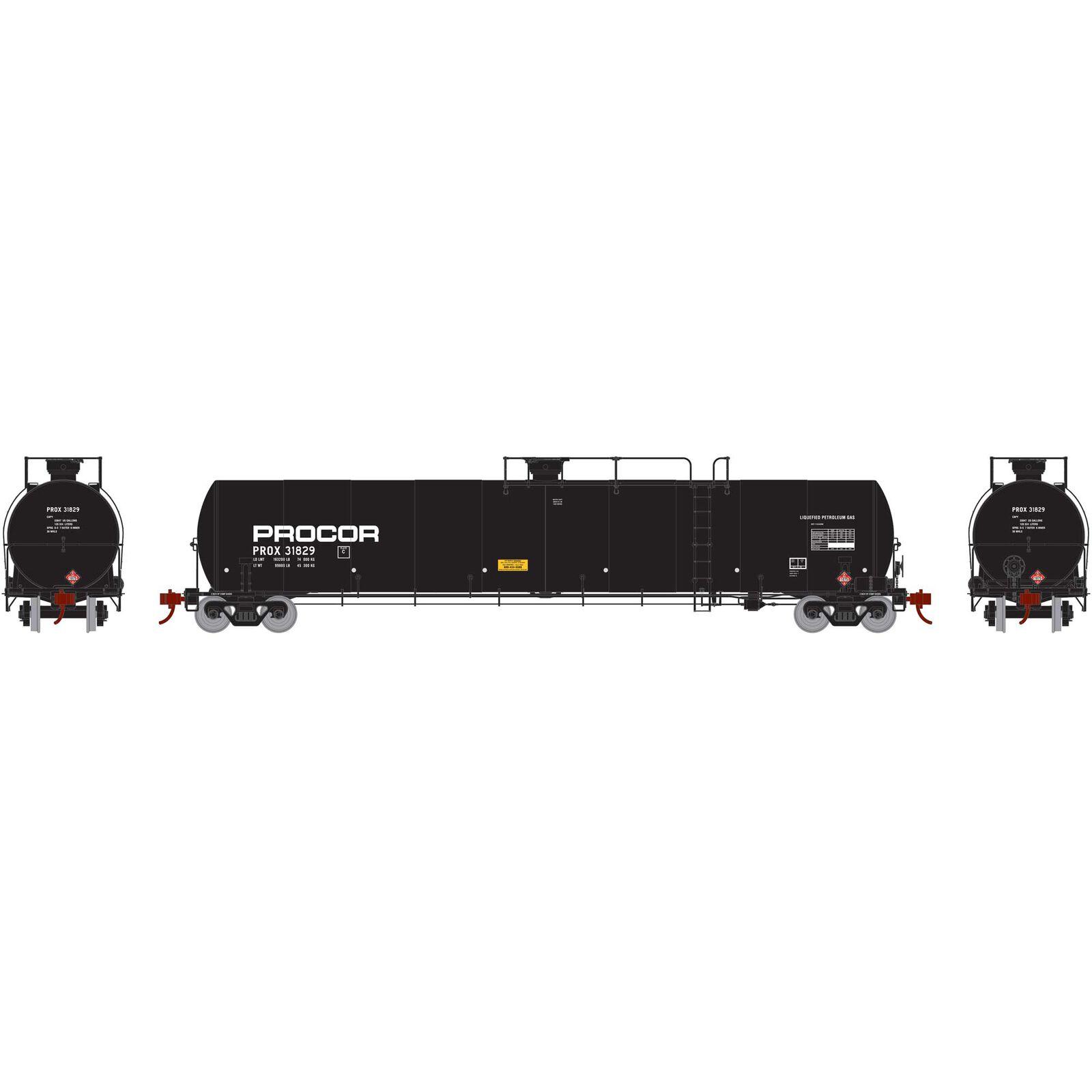 N 33 900-Gallon LPG Tank Late PROX #31829