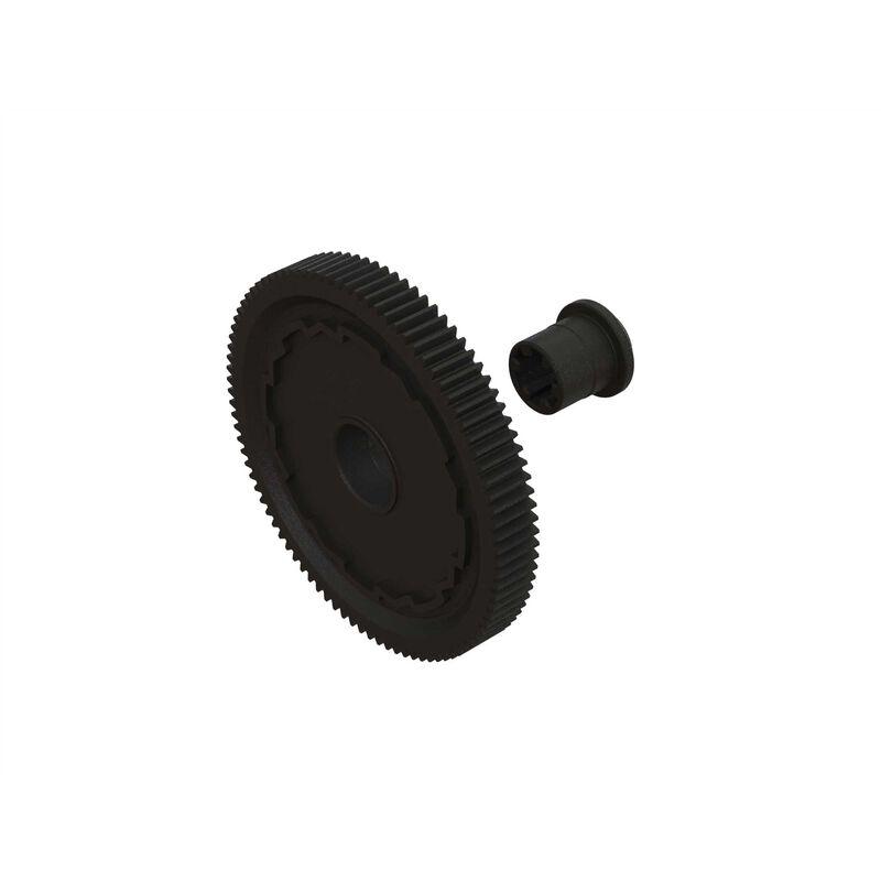 Spur Gear (91T 48dp)