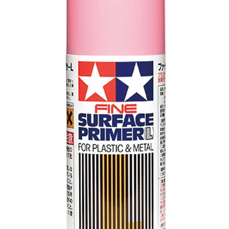 Spray, Fine Surface Primer, L. Pink, 180ml