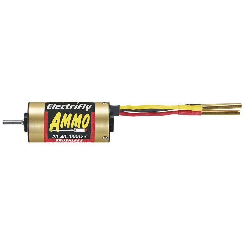 Ammo 20-40-3500 In-Runner Brushless Motor