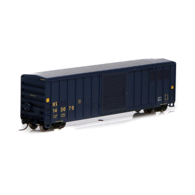 N 50' FMC 5347 Box H&S Ex-CSX #143676