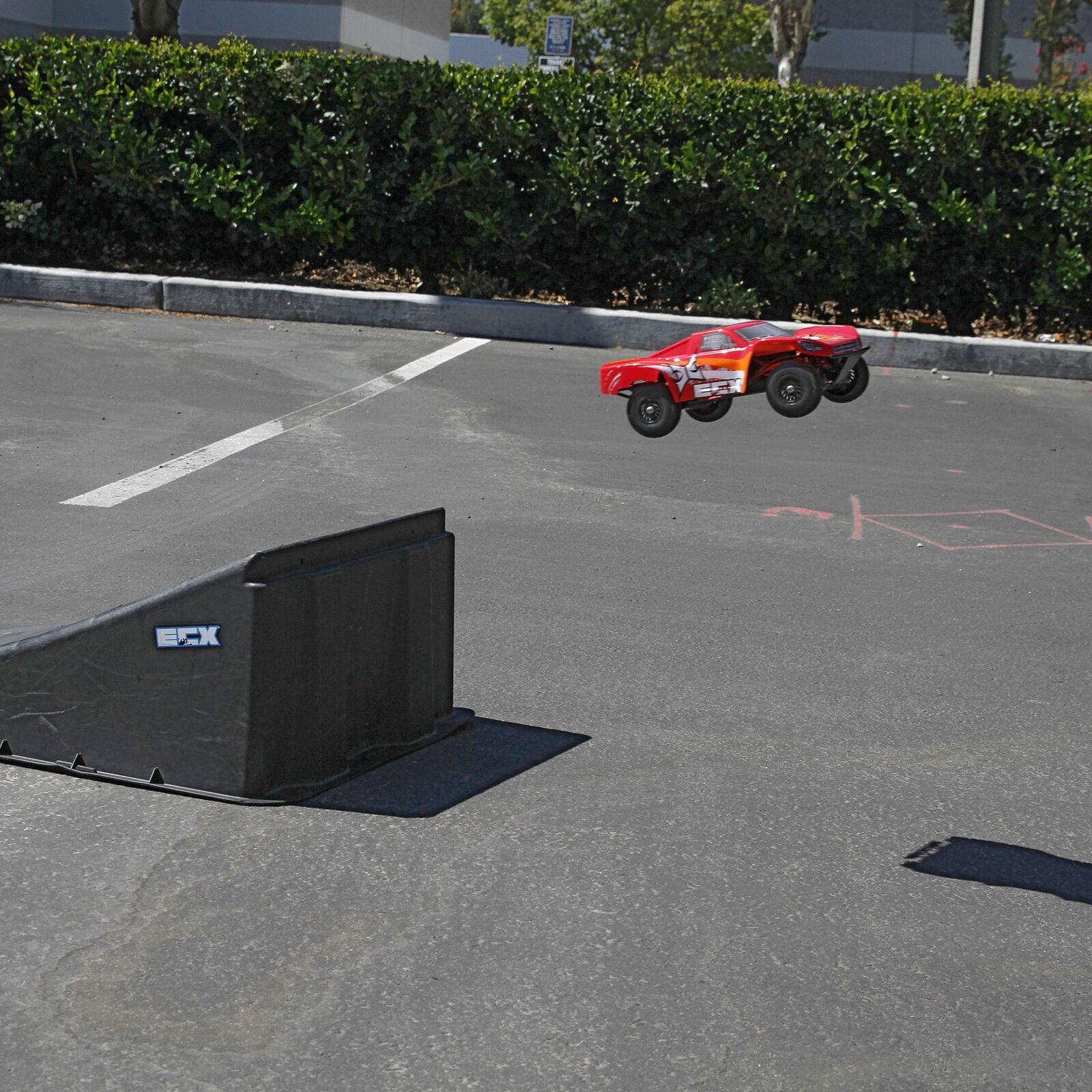 1/18 Torment 4WD SCT RTR, Red/Orange