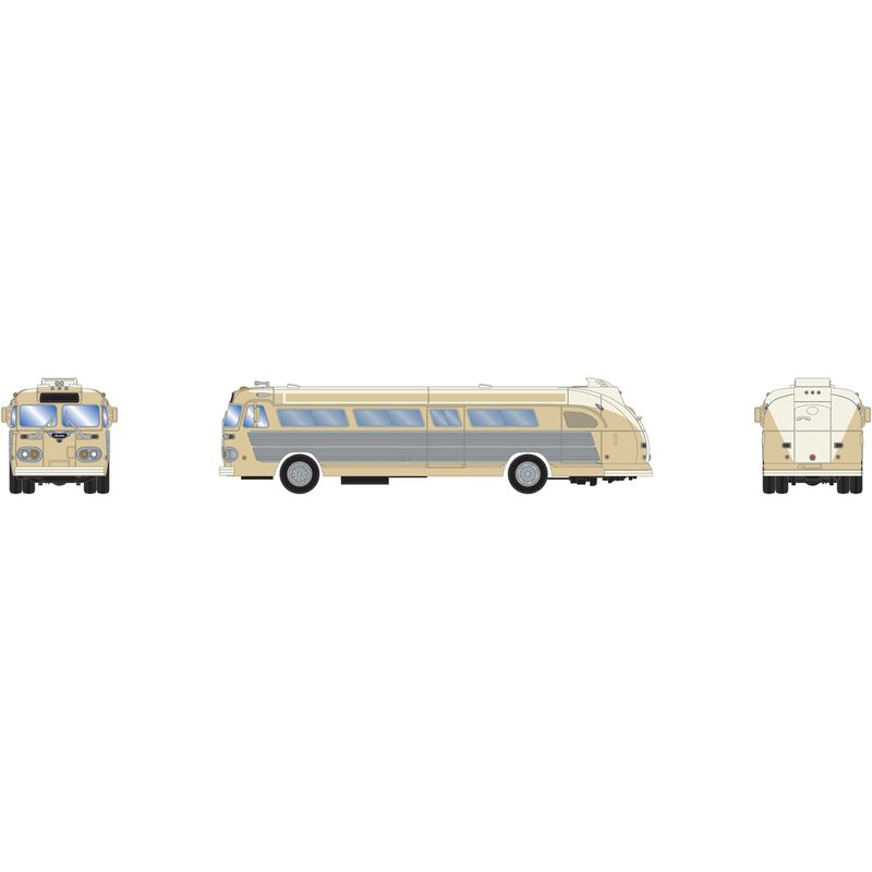 N Intercity Bus RV Conversion