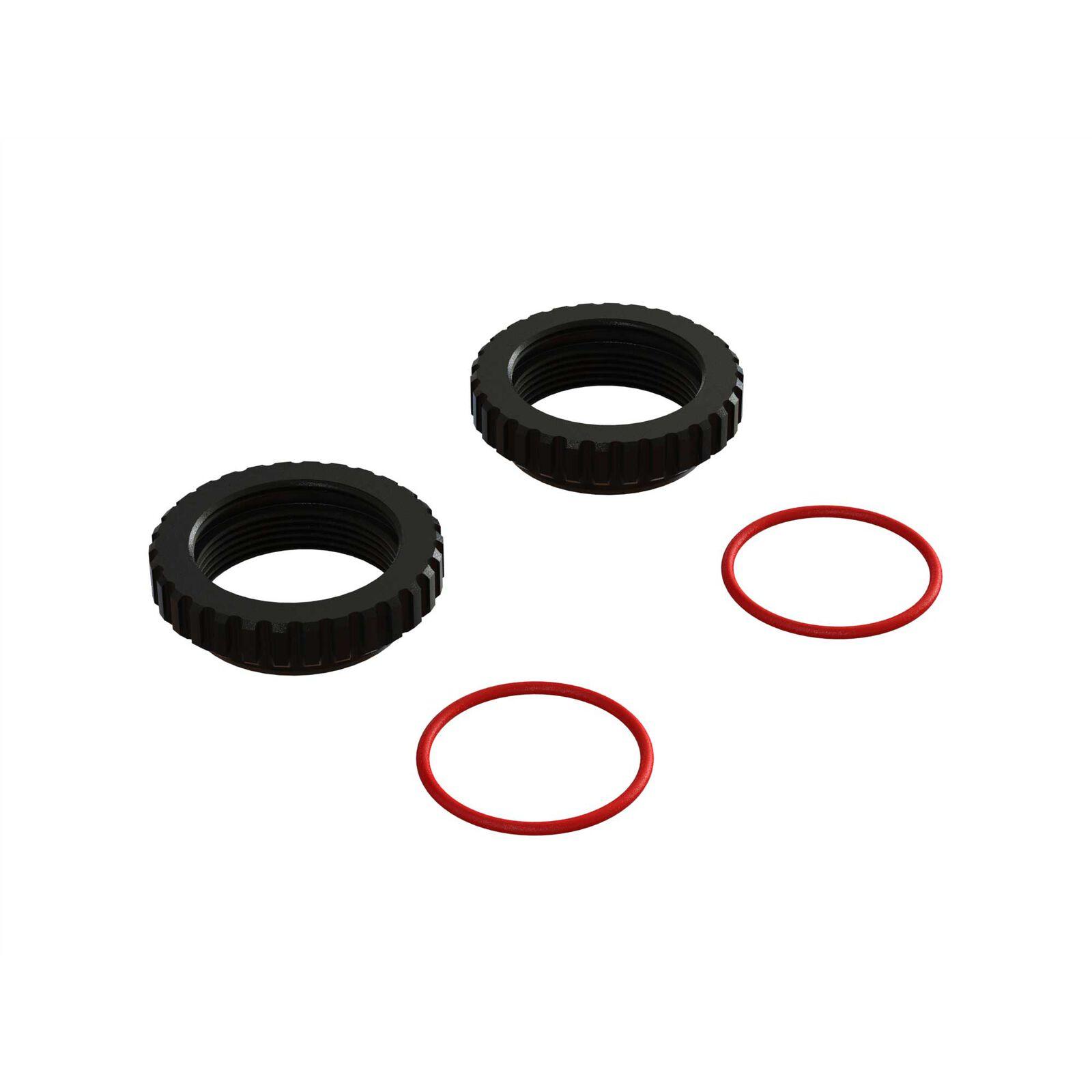Shock Collar, CNC Aluminum (2)