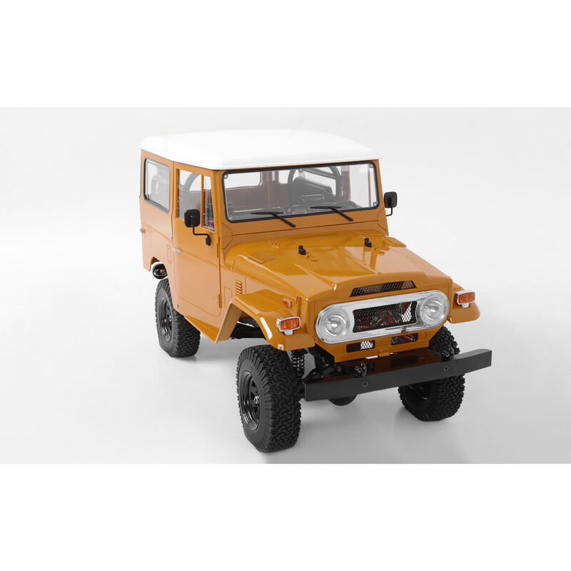 1/10 Gelande II 4WD Truck Brushed RTR, Cruiser Body