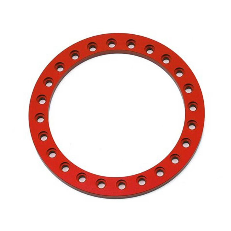 1.9 Original Beadlock, Red Anodized