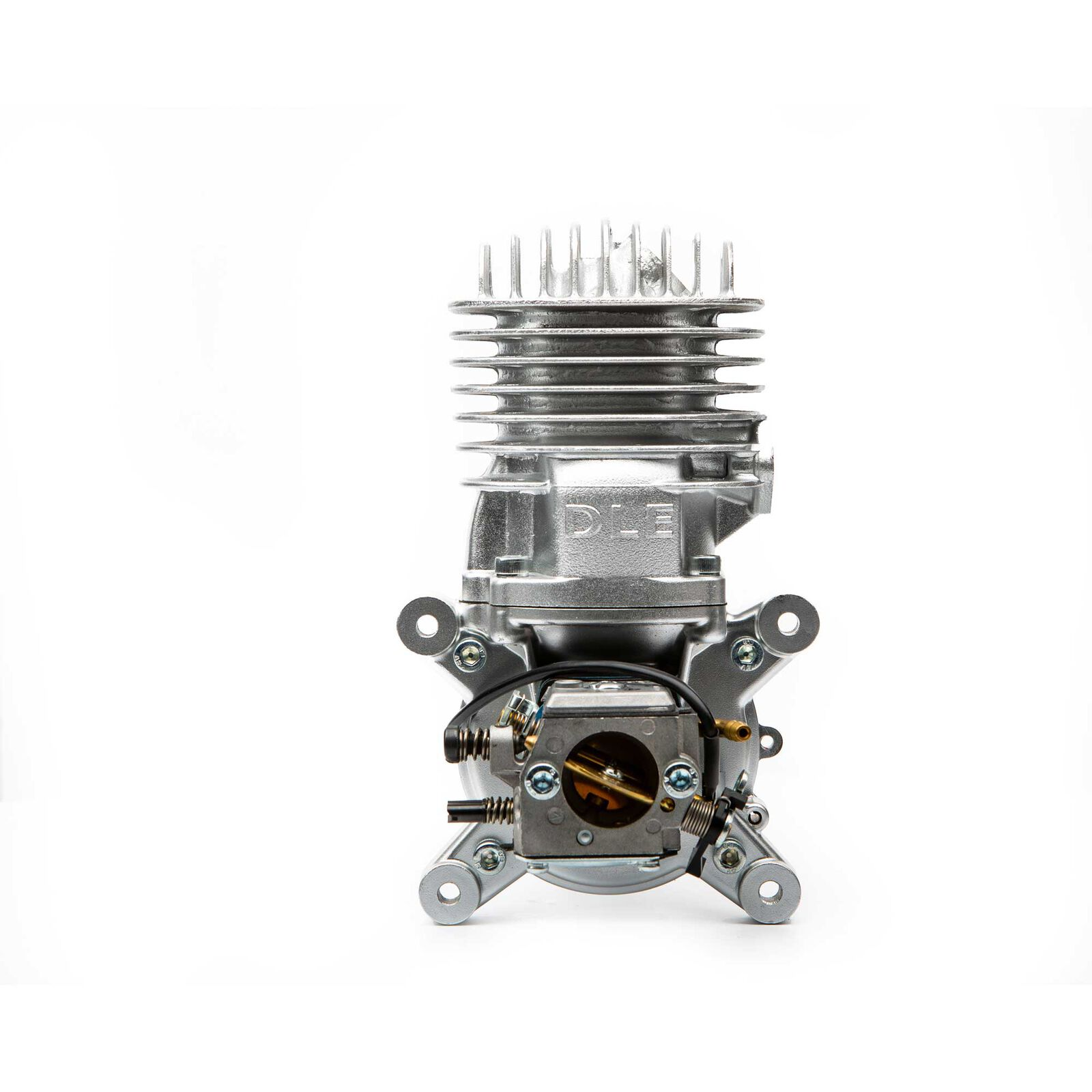 DLE-65cc Gas Engine with Elect Ignition and Muffler