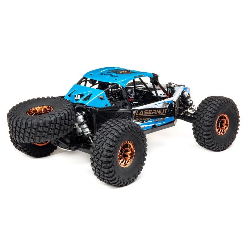 1/10 Lasernut U4 4WD Brushless RTR with Smart ESC, Blue