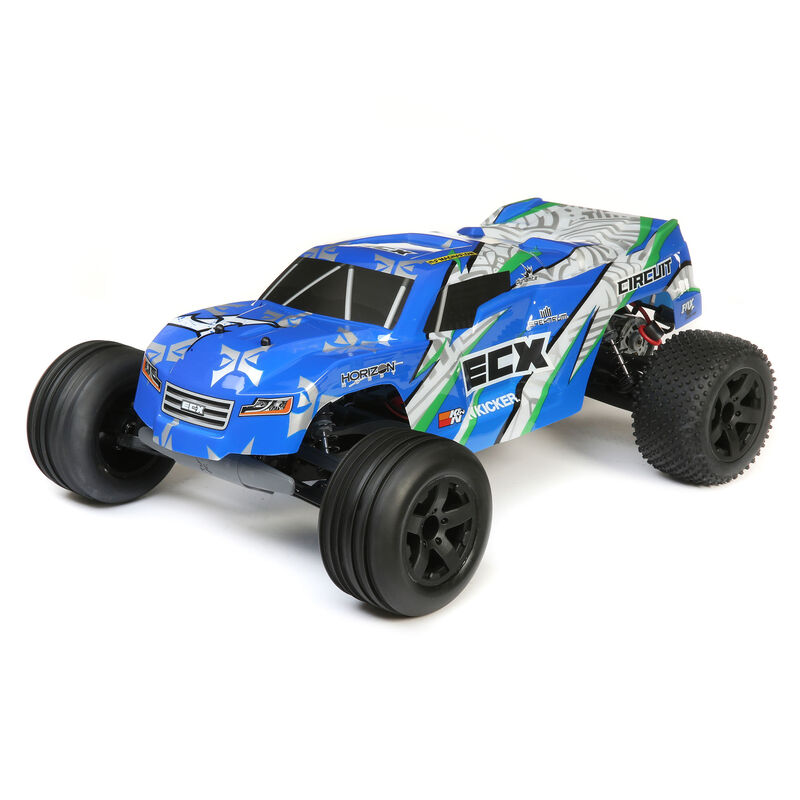 1/10 Circuit 2WD Stadium Truck Brushed RTR
