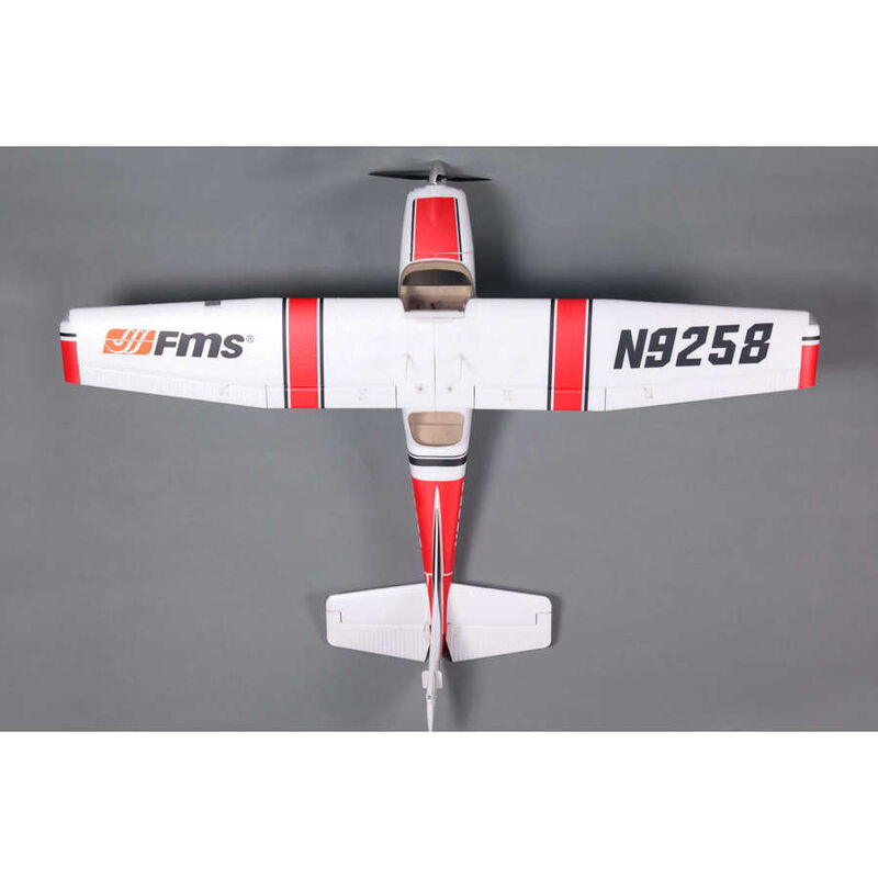 Sky Trainer 182 PNP, 1400mm: Red