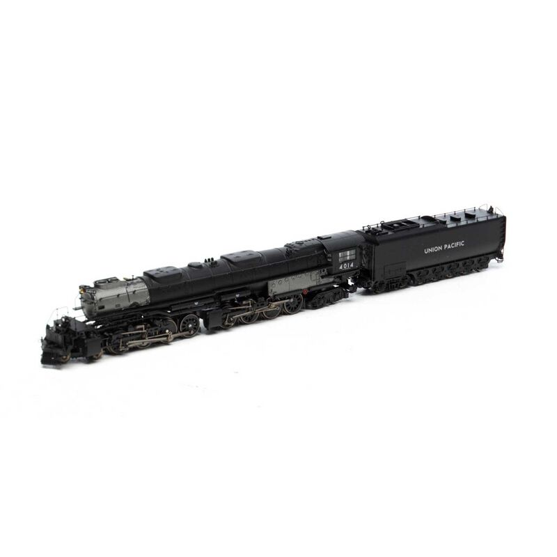 N 4-8-8-4 Big Boy with DCC & Sound UP #4014 Excursion