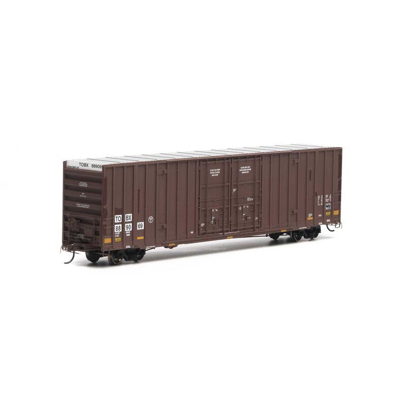 HO RTR 60' Gunderson Box TTX #889069