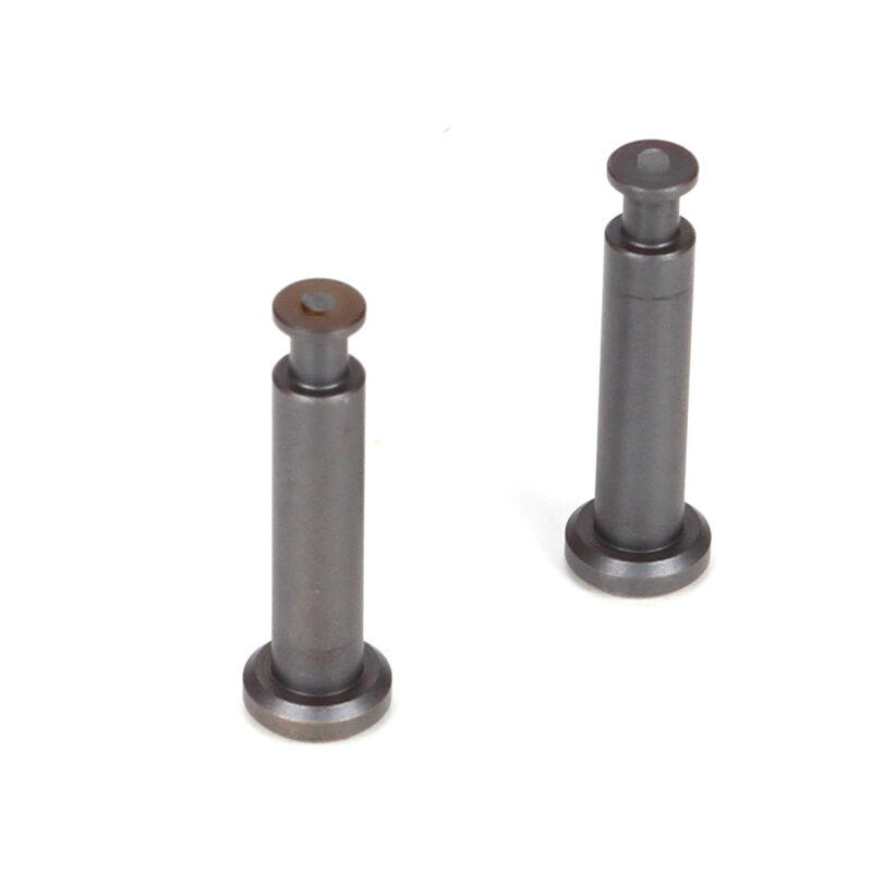 Hinge Pins, 4 x 21mm, TiCn (2): 8B 3.0