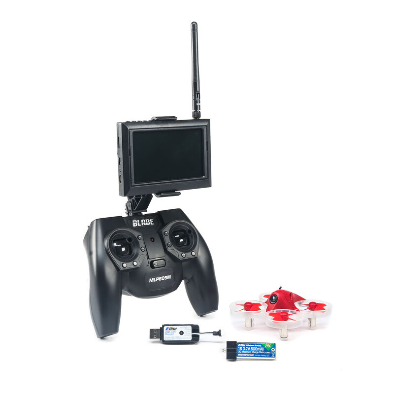 Inductrix FPV + RTF with DVR