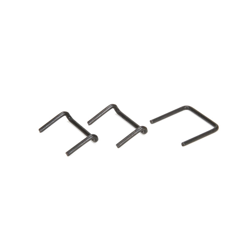 Suspension Arm Pin Set: All ECX 1/24 4WD