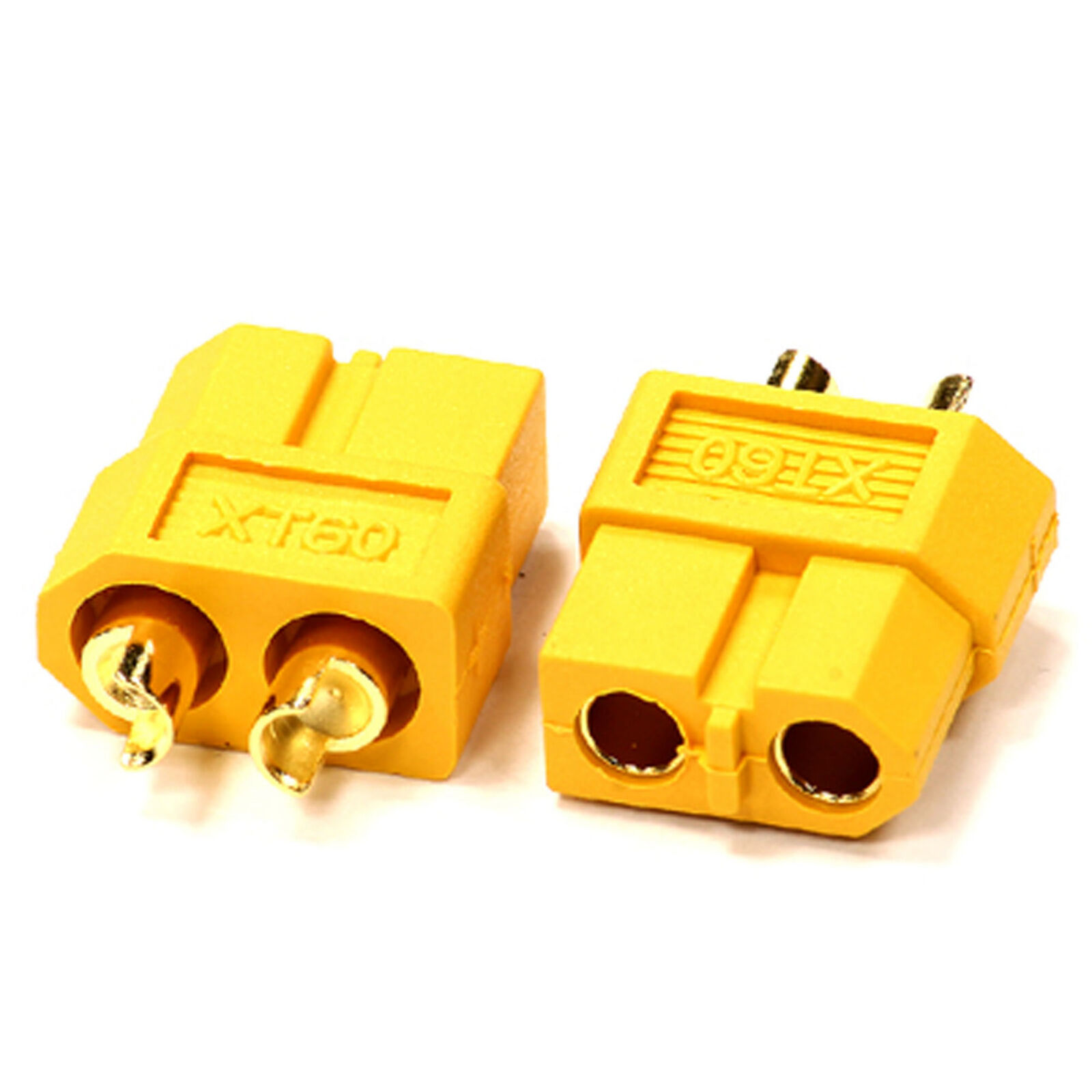 Connector: XT60 Female, 3.5mm (2)
