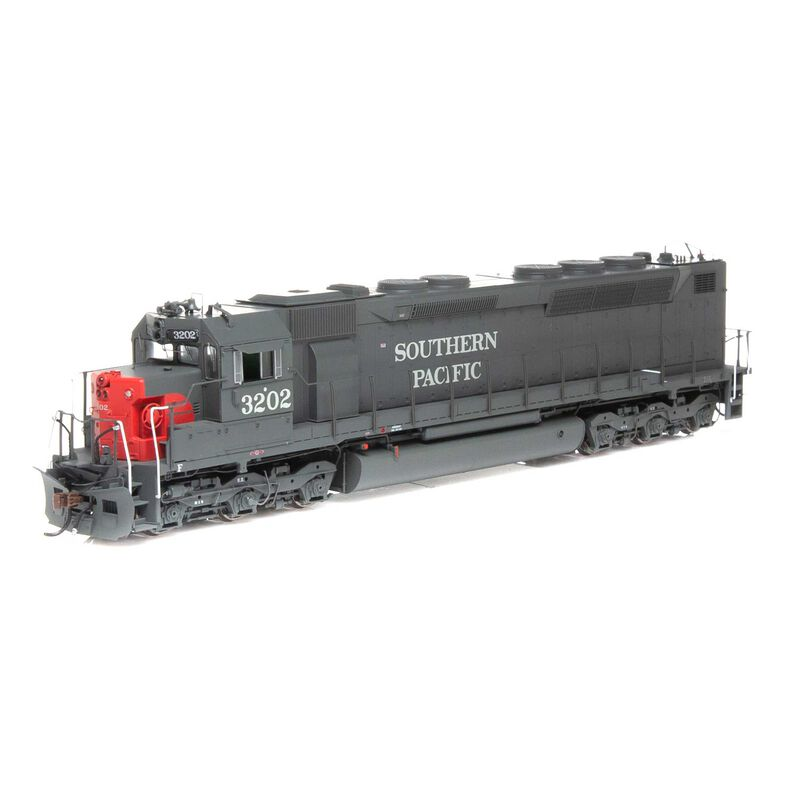 HO SDP45 w DCC & Sound SP #3202