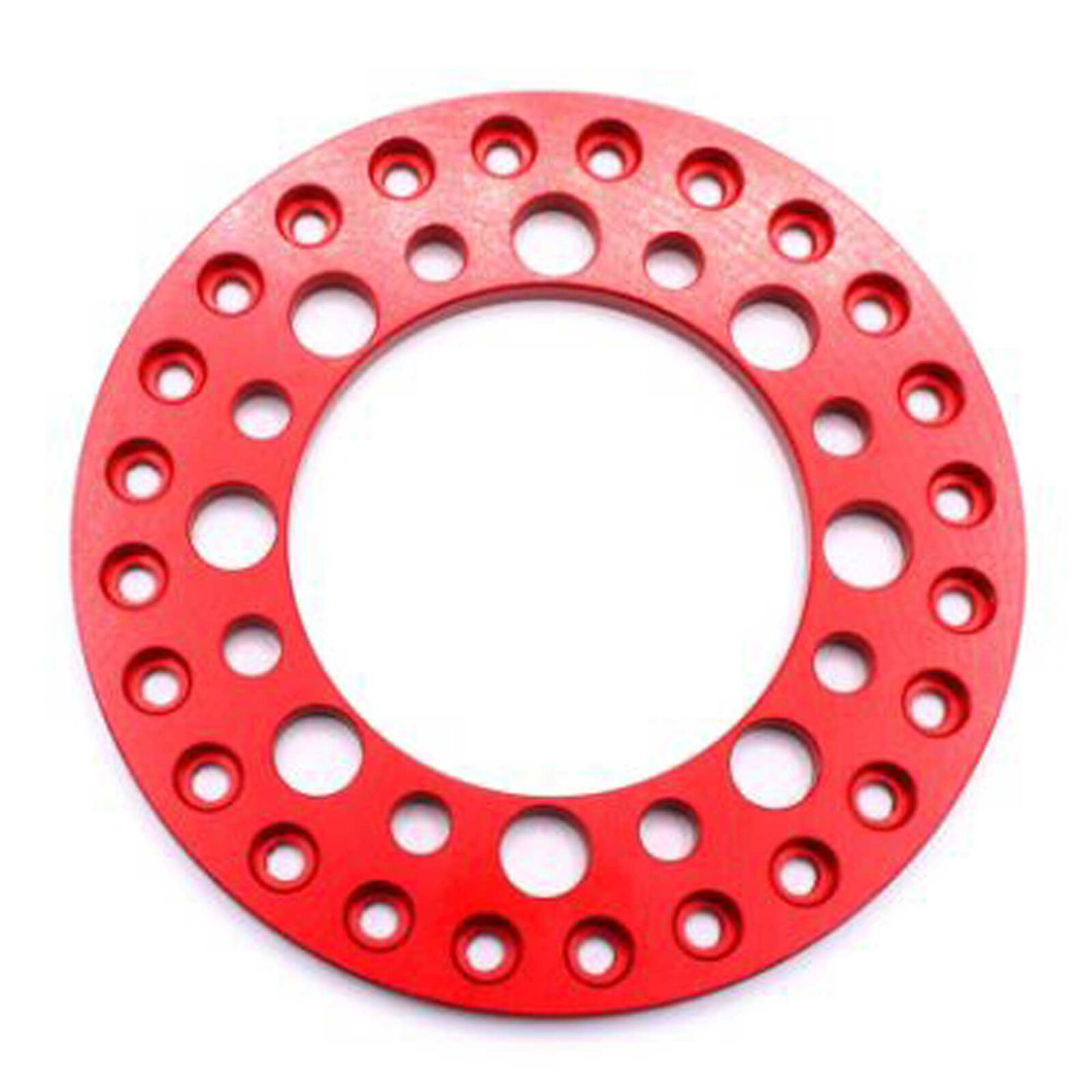 1.9 Holy Beadlock Red Anodized