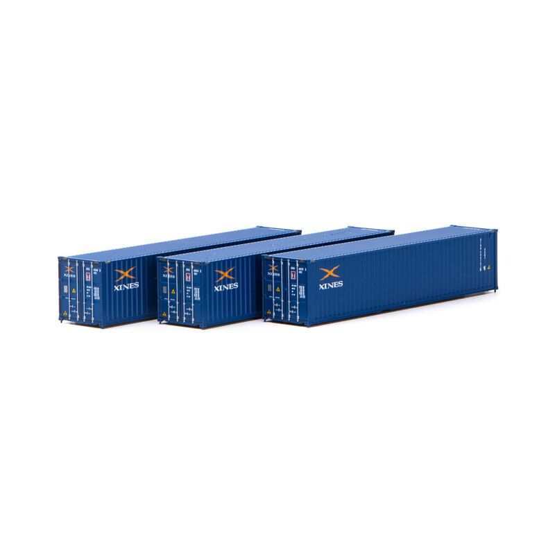N 40' Low-Cube Container Xines