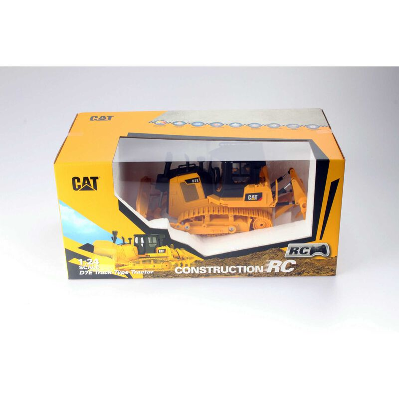 1/24 Caterpillar D7E Bulldozer