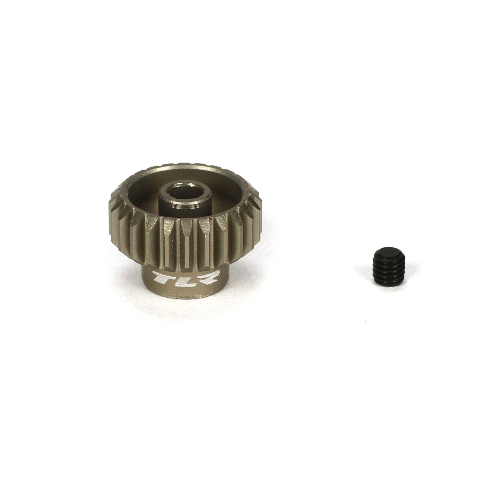 48P Aluminum Pinion Gear, 24T