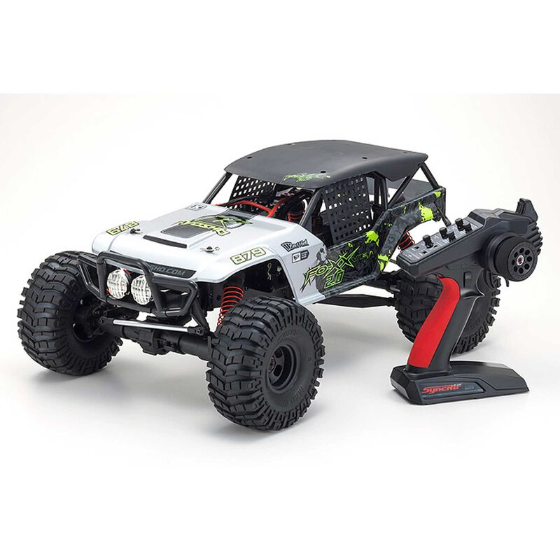 1/8 FO-XX VE 2.0 4WD Brushless Monster Truck RTR