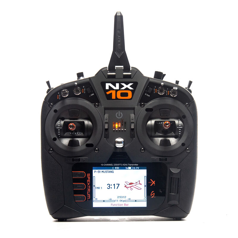 NX10 10-Channel Transmitter Only