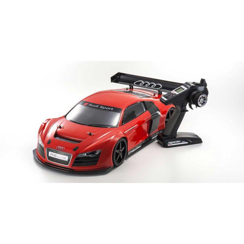 1/8 Inferno GT2 Audi R8 LMS Race SPEC GP 4WD Nitro Kit, Red