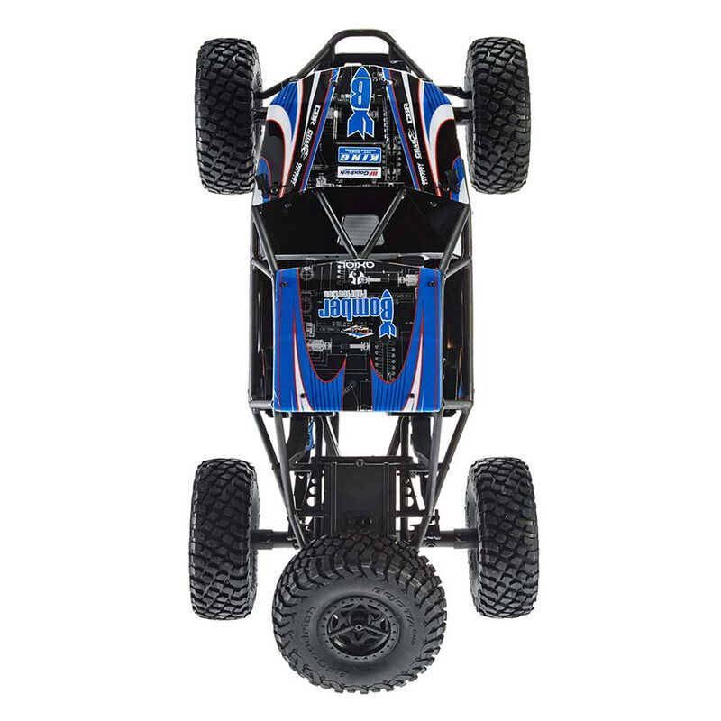 1/10 RR10 Bomber 4WD Rock Racer Brushed RTR