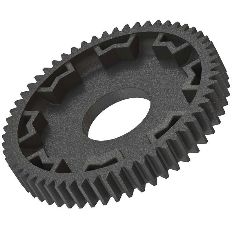 HD 57T Spur Gear 0.8 Mod 4x4 775 BLX 3S 4S