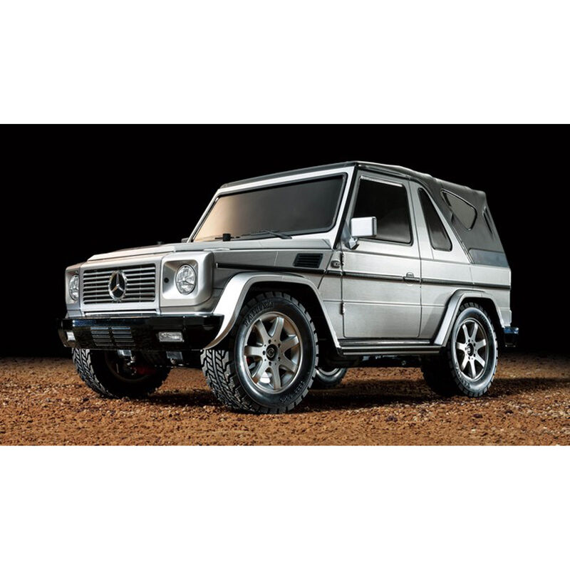 1/10 Mercedes-Benz G 320 4WD Cabrio Rock Crawler MF-01X Kit