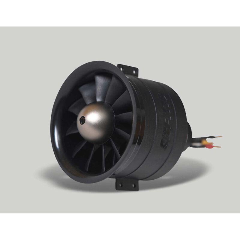 12 Blade Ducted Fan, 80mm