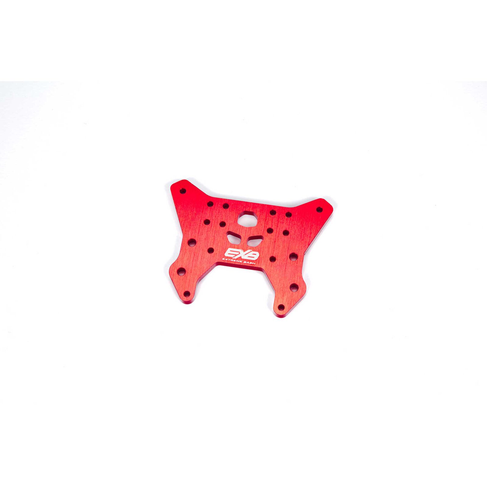 Front Shock Tower CNC 7075 T6 Aluminum Red