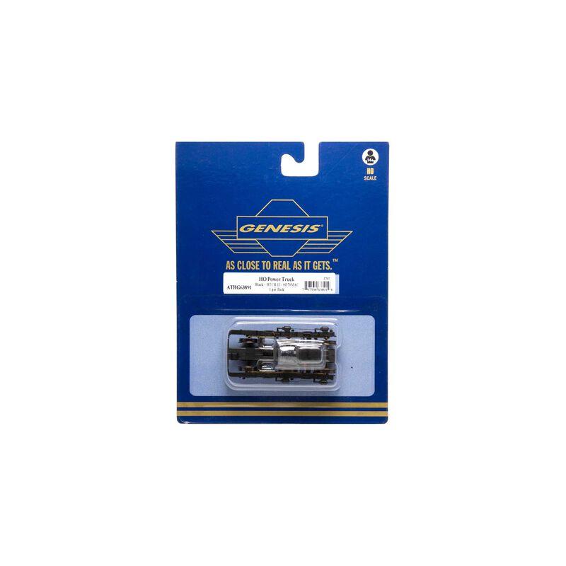 HO Power Truck/Black/HTCR II, SD70MAC (1)