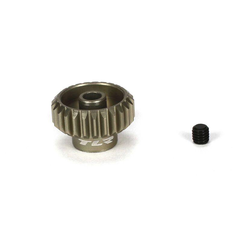 48P Aluminum Pinion Gear, 25T