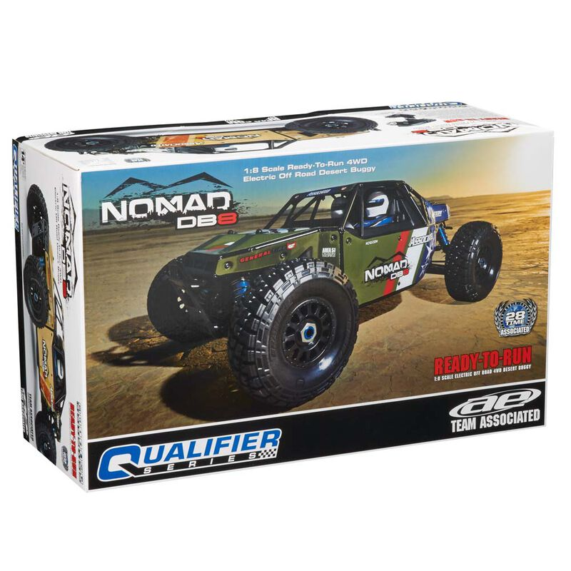 Limited Edition Nomad DB8 Ready-to-Run