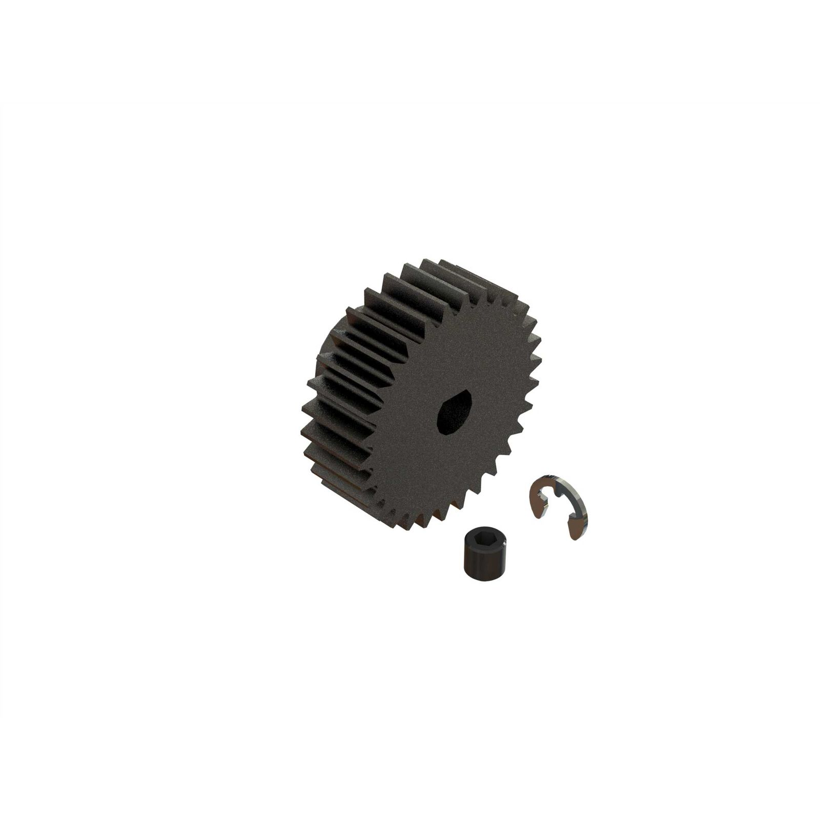 30T 0.8Mod Safe-D5 Pinion Gear