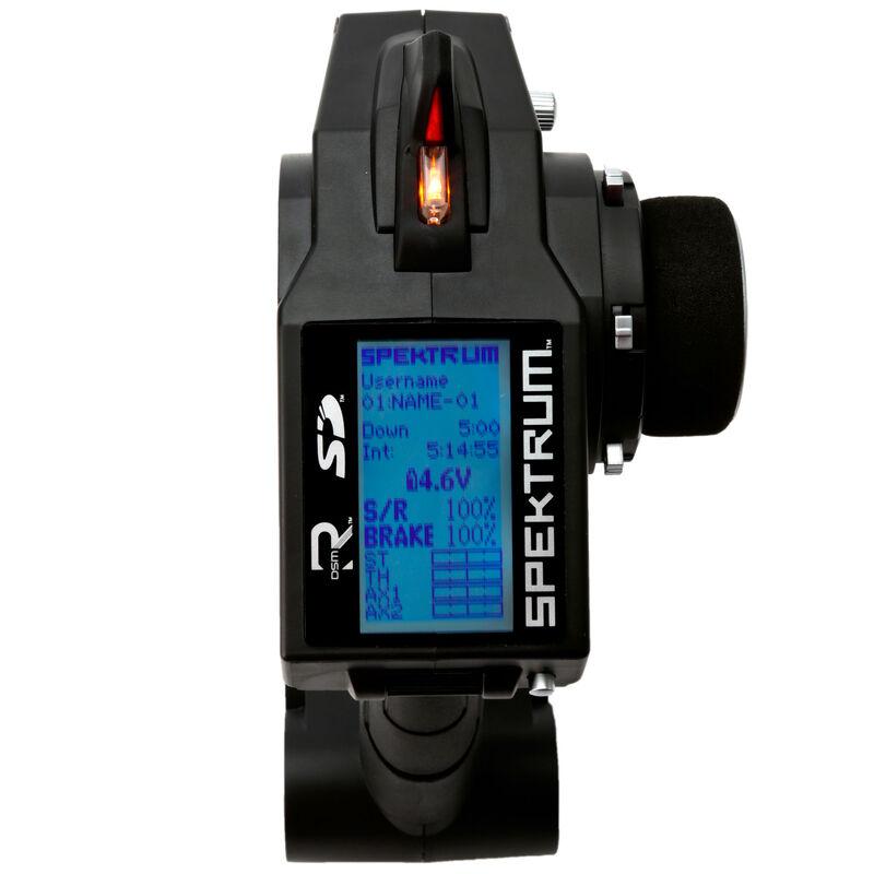 DX4S 4-Channel DSMR AVC Radio System with SR410 & SRS4210