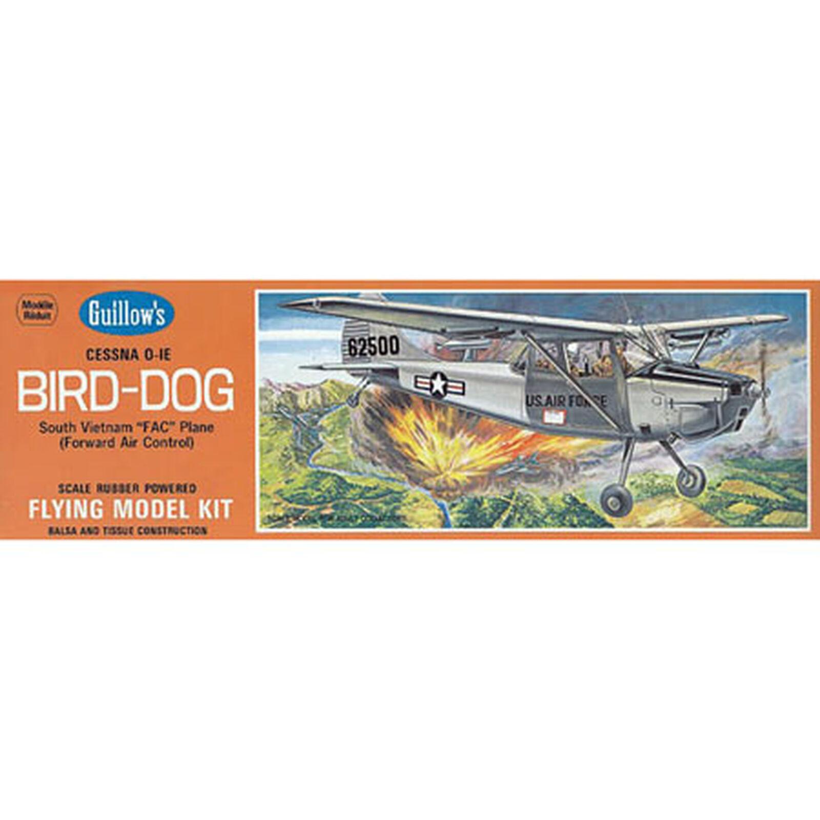 """Cessna O-1E Bird Dog Kit, 18"""""""