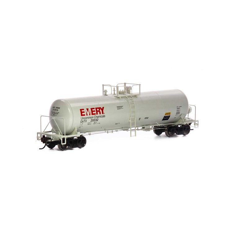 HO GATC 20 000-Gallon GS Tank GATX, Emery #29332