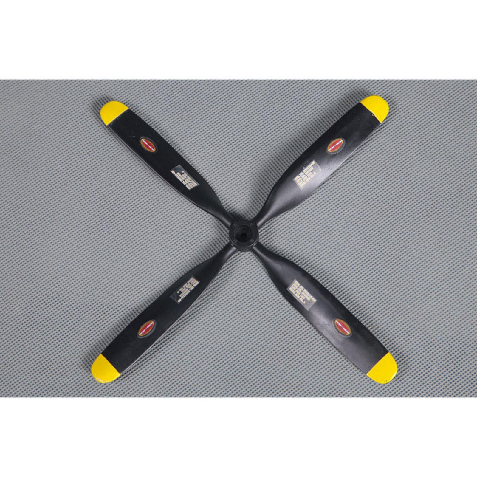 Propeller, 7 x 5.4, 4-Blade: 800mm P51 V2