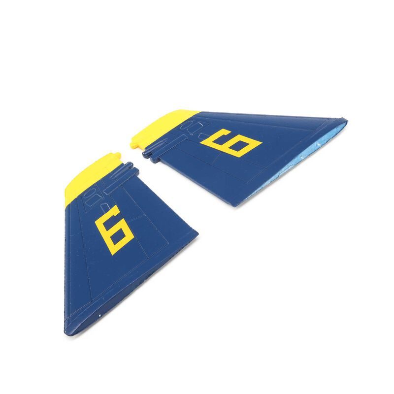 Rudder: F18 Blue Angel V2