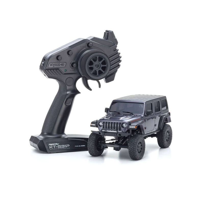 MINI-Z 4x4 Jeep Wrangler Rubicon Granite RS