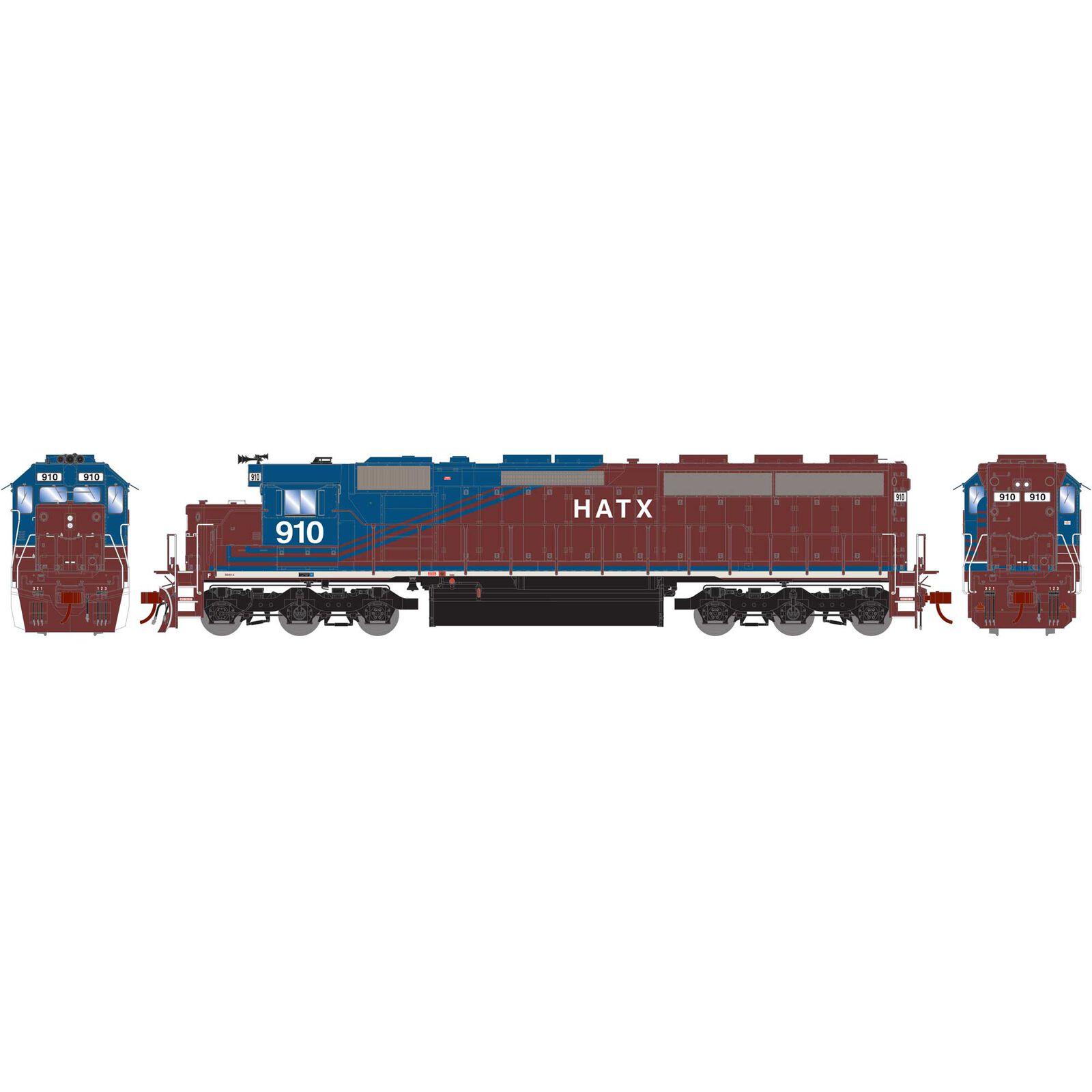 HO SD45-2 HATX #910