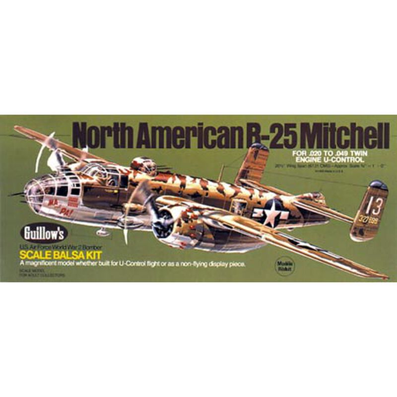 "North American B25 Mitchell Kit, 28"""