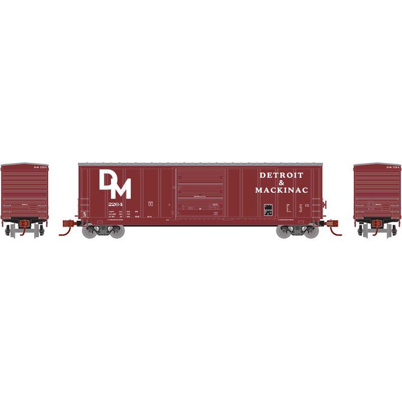 N 50' PS 5277 Single Door Box D&M #2264