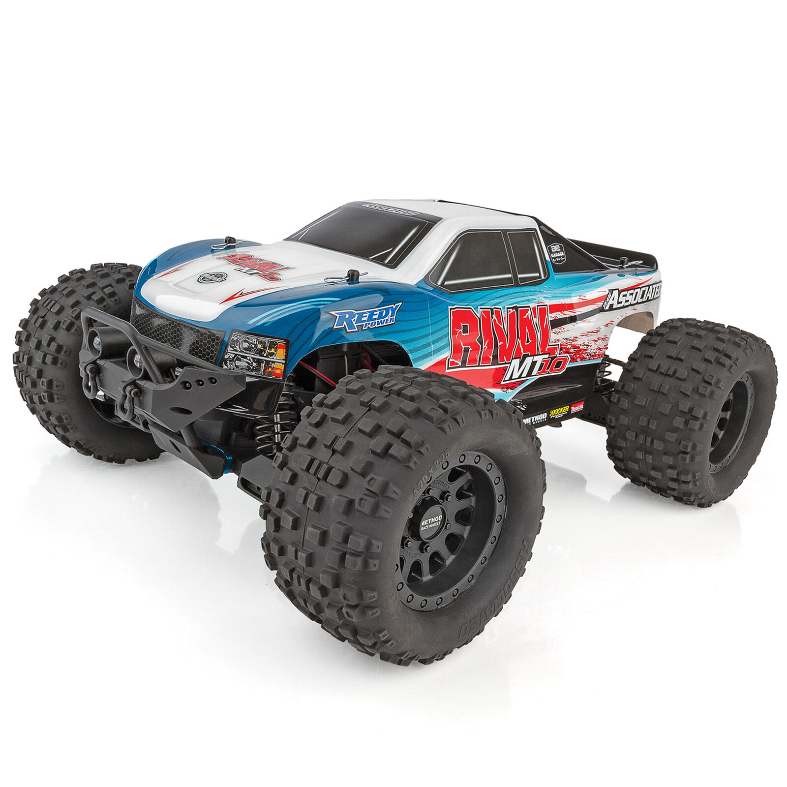 1/10 Rival MT10 4WD Monster Truck Brushless RTR Combo