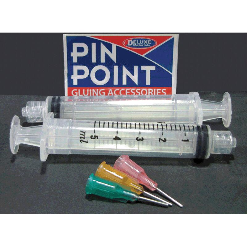 Pin Point Syringe Kit