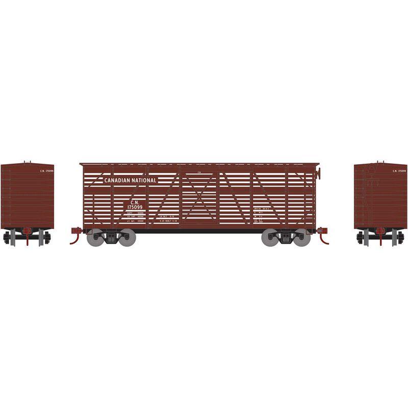 HO 40' Stock Car CN #175099