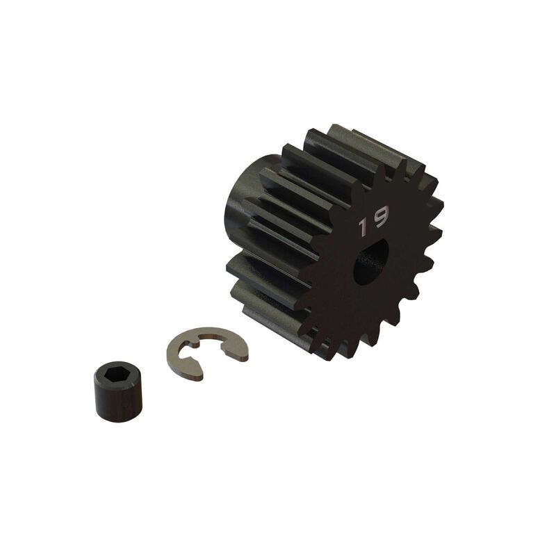 Pinion Gear, 19T HD Mod1 Safe-D5